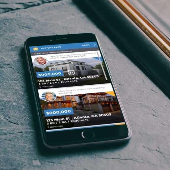 Atlanta app design