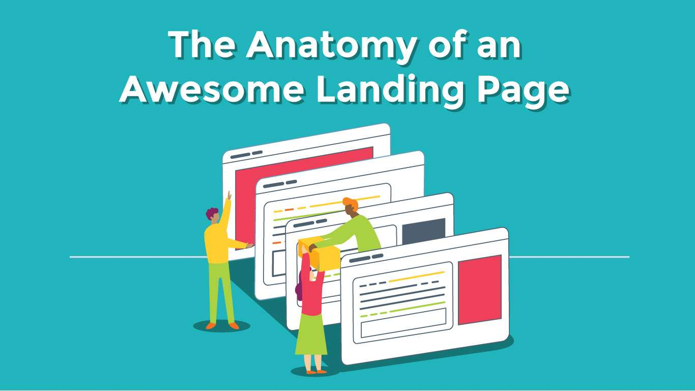 The anatomy of an awesome landing page | Creative Juice | Atlanta ...